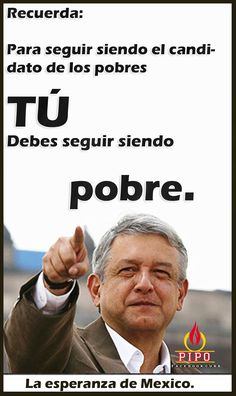 MORENA La esperanza de Mexico.
