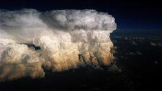 積乱雲、オーストラリア、メルボルン
