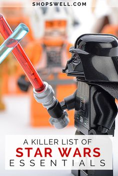 Do you have a Star Wars fan in your life? Maybe they will like one of these items. @fandads put together a fun list with gift ideas for the ultimate Star Wars fan. Of course, if that Star Wars fan is you, we recommend sharing this list, or a new one you create, with the people in your life.