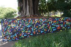 Kranium Graffiti  Abstrato