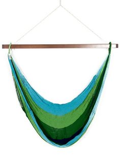 Lanta Hanging Chair - This would be amazing in the nursery!