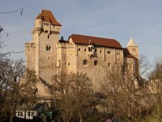 Liechtenstein Castle is a castle located near Maria Enzersdorf in Lower Austria bordering Vienna.