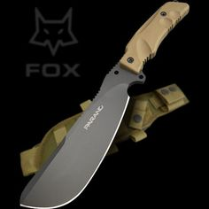 Fox Parang Bushcraft Machete
