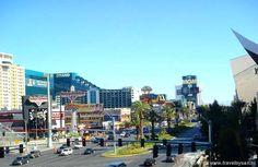 Amerika // Las Vegas // opgelicht worden