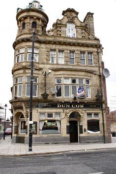 Dun Cow pub, Sunderland, UK