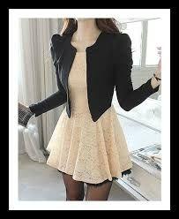 Resultado de imagen para imagenes de vestidos elegantes cortos juveniles
