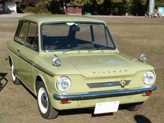 Hillman Imp, third car owned, ours was a slightly darker green, engine used to whine when it over heated, great car though. Classic Bikes, Classic Cars, Michael Carter, Automobile, Cool Old Cars, British Car, Love Car, Kit Cars, Small Cars