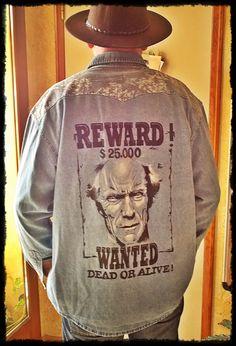 Chemise Homme #Reward #Eastwood #Clint
