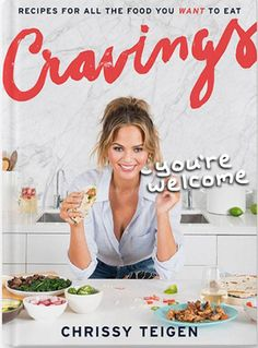 Download Cravings by Chrissy Teigen Kindle, PDF, eBook, Cravings Cookbook PDF