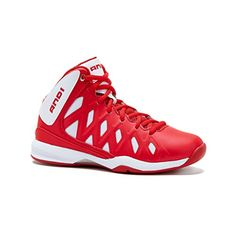 on sale 2f471 ff74a AND1 Kids UNBREAKABLE MID Basketball Shoe 4 Black Silver White