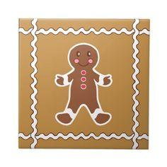 Gingerbread Tile!!
