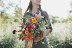 Meet Mandy O'Shea from Moonflower and 3 Porch Farm, featured on Floret Flowers