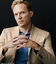 paul bettany handsome - Google Search