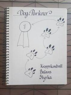 Bullet journal for dogtrainers – KelpiePhoto