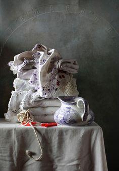 photo: В бельевой | photographer: Диана Амелина | WWW.PHOTODOM.COM