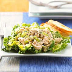 Tuna or Salmon Salad - Click for recipe and to add to Shopper