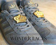 Adidas Gazelle, Adidas Sneakers, Lace, Fashion, Fashion Trends, Moda, Fashion Styles, Racing, Fashion Illustrations