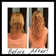 An amazing Dream Catcher Hair Extension application by Allison at Elle Salon Ltd.! 717-737-3553 #dreamcatcherextensions #hairextensions #camphillpa #mechanicsburgpa #harrisburgpa #carlislepa #hersheypa #modernsalon #behindthechair