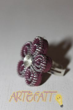 ArteFatto: settembre 2011 - zipper ring