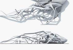 Stage_01 by Vlad Mishin, via Behance