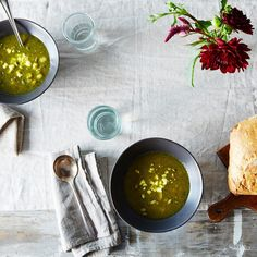 Pozole Verde | Near & Far: Recipes Inspired by Home and Travel, Signed Copy