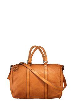 Sac en cuir Camel Ikks women - 290€
