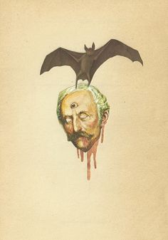 The Most Gruesome Job. Artist: Nicholas Lockyer