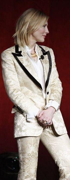 Cate Blanchett, Suits For Women, Women Wear, Kate Beckinsale, Best Actress, Ball Dresses, Dandy, Classic Looks, Gorgeous Women
