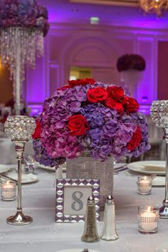 Luxury Ritz-Carlton Wedding ~ JEFF+AMBER Photography, Creative Occasions, Jan Dekker Designs | bellethemagazine.com