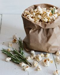 Truffled Popcorn Recipe on Food & Wine