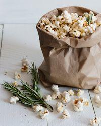 Truffled Popcorn Recipe on Food & Wine