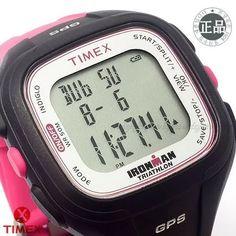 17a9e4a3adb Relógio c  GPS Timex Easy Trainer T5k753 velocidade distância Artigos  Esportivos