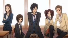 Sukitte Ii na yo,Say I Love You,Anime