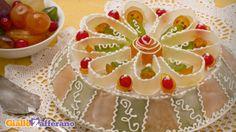 Cassata siciliana. Nice Video showing recipe. One of my favorite desserts