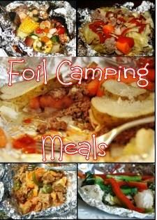 Easy To Make Camping Meal Ideas
