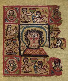 An Exceptional Coptic Textile Panel