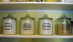 cricut vinyl-love this...where do you find these jars for not too expensive?