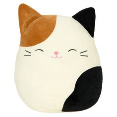 Authentic Pillow Pet Power Flower Cat Blanket Plush Toy Gift