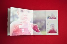 Photo Album spread designed by BOOK2U. Photo by Carla D`Aqui