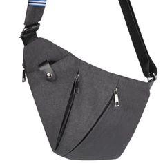 ของดี  Sling Bag Shoulder Chest Cross Body Backpack Lightweight CasualOutdoor Sport Travel Hiking Multipurpose Anti Theft Crossbody PackDaypack Bag Up to 7.9 Inch Tablet for Men Women - intl  ราคาเพียง  502 บาท  เท่านั้น คุณสมบัติ มีดังนี้ ★ [Form Fitting Design SlingBag] - Ultra lightweight comfortable anti theft sling shoulderbackpack bag, is prefect for business, outdoor sports (hiking,camping, climbing, cycling, bike riding etc) driving, outings,traveling, working, school, dating…