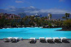 Lago Martianez - Tenerife blog