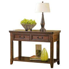 Woodboro Sofa Table | Nebraska Furniture Mart