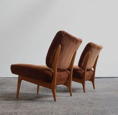 classic lounge chairs | Theo Ruth | Artifort | The Netherlands | 1950s www.b22design.nl