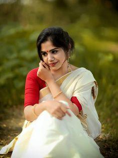 Malayalam Actress Jisma Latest Cute Stills Indian Photoshoot, Saree Photoshoot, Wedding Couple Poses Photography, Photography Poses Women, Beautiful Girl Photo, Beautiful Girl Image, Beautiful Women, Saree Poses, Image Hd