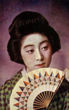 Tokyo geisha.