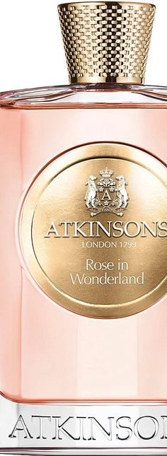 ATKINSONS Rose in wonderland eau de parfum 100ml