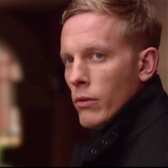 Laurence Fox. There is very little lettuce in this sundae. One of my favorite actors. Sir-Angst-a-lot does tortured well.