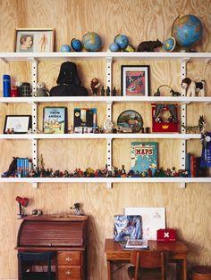 2 Eclectic and Original Children's Rooms