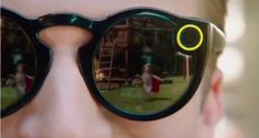 Snapchat lançará linha de óculos com câmeras - http://www.showmetech.com.br/snapchat-lancara-linha-de-oculos-com-cameras/