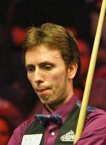 Ken Doherty - Snooker Player.